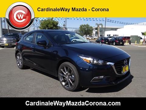 2018 Mazda MAZDA3 for sale in Corona CA