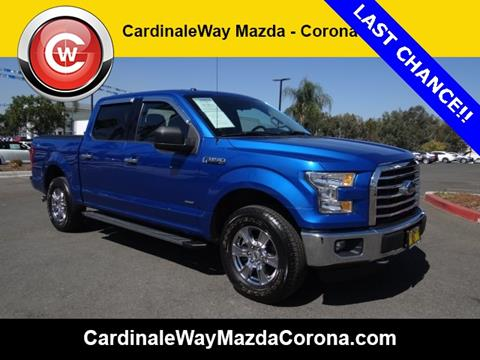 2015 Ford F-150 for sale in Corona CA