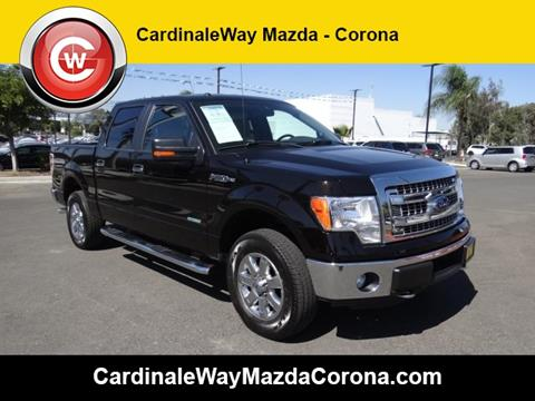 2014 Ford F-150 for sale in Corona, CA