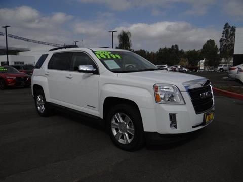 2013 GMC Terrain for sale in Corona CA