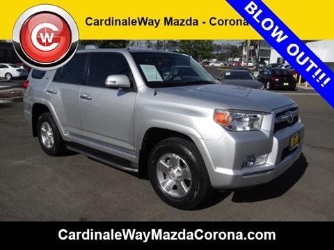 2011 Toyota 4Runner for sale in Corona CA