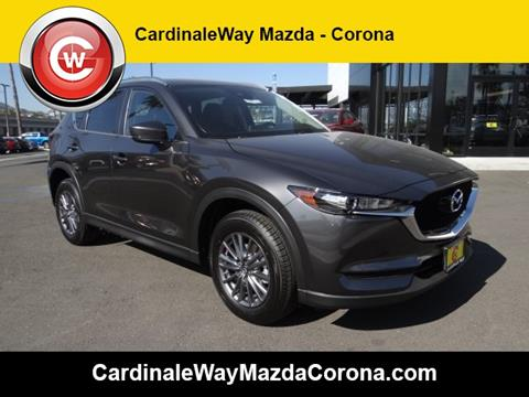 2017 Mazda CX-5 for sale in Corona CA