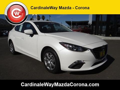 2014 Mazda MAZDA3 for sale in Corona, CA