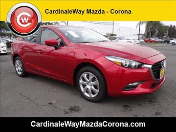 2017 Mazda MAZDA3 for sale in Corona, CA