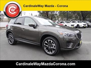2016 Mazda CX-5 for sale in Corona, CA