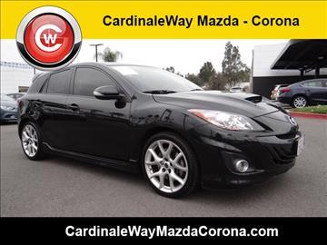 2010 Mazda MAZDASPEED3 for sale in Corona, CA