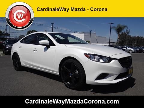 2017 Mazda MAZDA6 for sale in Corona CA