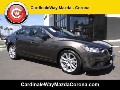 2017 Mazda MAZDA6 for sale in Corona, CA