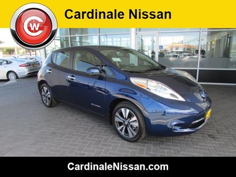 2017 Nissan LEAF for sale in Seaside, CA