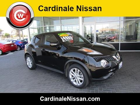2015 Nissan JUKE for sale in Seaside, CA