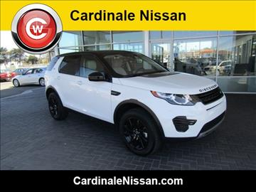 2017 Land Rover Discovery Sport for sale in Seaside, CA