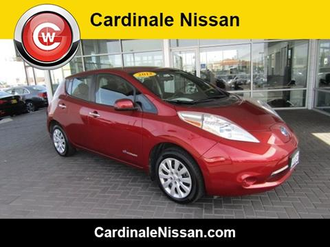 2013 Nissan LEAF for sale in Seaside, CA