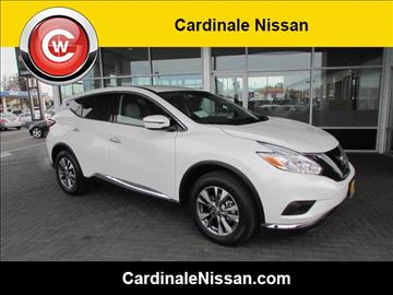 2017 Nissan Murano for sale in Seaside, CA
