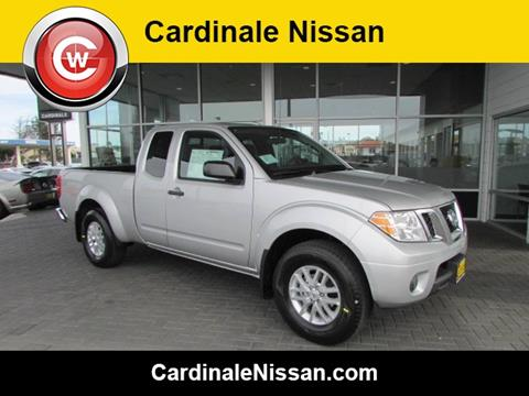 2017 Nissan Frontier for sale in Seaside, CA
