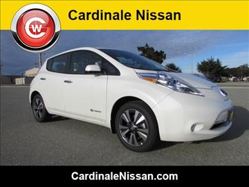 2016 Nissan LEAF for sale in Seaside, CA
