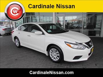 2016 Nissan Altima for sale in Seaside, CA
