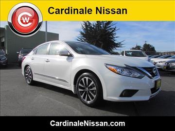 2016 Nissan Altima for sale in Seaside, CA