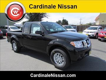 2016 Nissan Frontier for sale in Seaside, CA