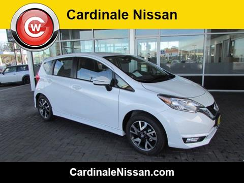 2017 Nissan Versa Note for sale in Seaside, CA