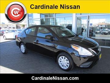 2017 Nissan Versa for sale in Seaside, CA