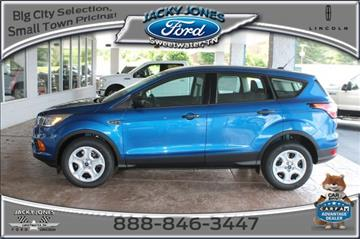 2017 Ford Escape for sale in Sweetwater, TN