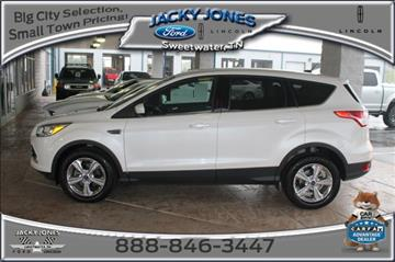 2015 Ford Escape for sale in Sweetwater, TN