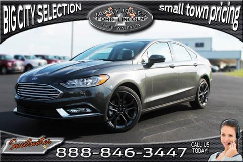 2018 Ford Fusion for sale in Sweetwater, TN