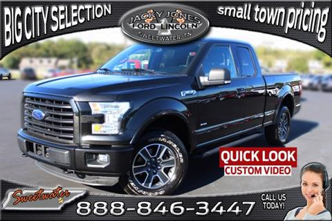 2015 Ford F-150 for sale in Sweetwater, TN