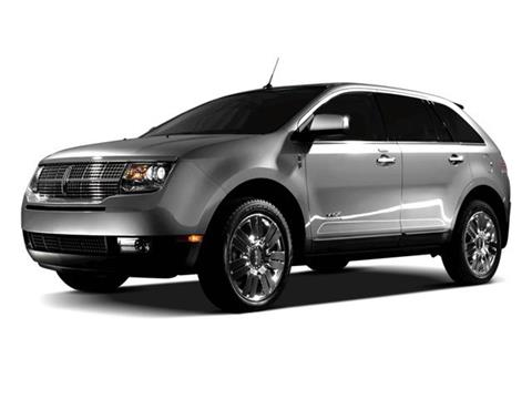 2009 Lincoln MKX for sale in Sweetwater, TN