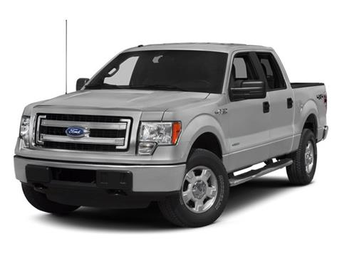 2013 Ford F-150 for sale in Sweetwater, TN