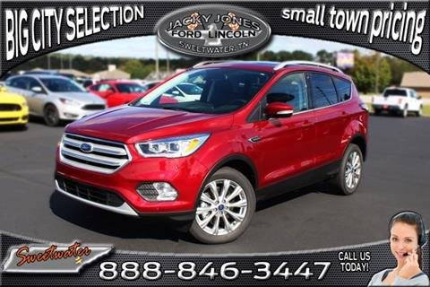 2018 Ford Escape for sale in Sweetwater, TN
