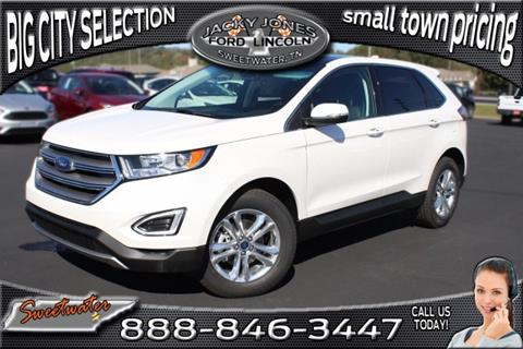2017 Ford Edge for sale in Sweetwater, TN