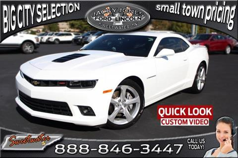 2015 Chevrolet Camaro for sale in Sweetwater, TN