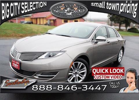 2015 Lincoln MKZ for sale in Sweetwater, TN