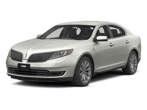 2013 Lincoln MKS for sale in Sweetwater, TN