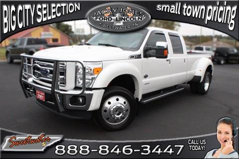 2016 Ford F-450 Super Duty for sale in Sweetwater, TN