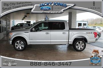 2016 Ford F-150 for sale in Sweetwater, TN