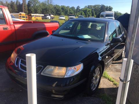 2003 Saab 9-5 for sale in Knoxville, TN