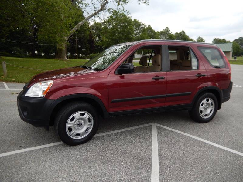 2006 Honda CR-V LX In West Grove, PA - COMPACT CARS