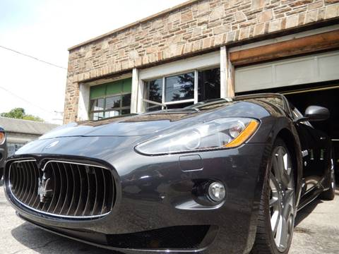2010 Maserati GranTurismo for sale in West Grove, PA