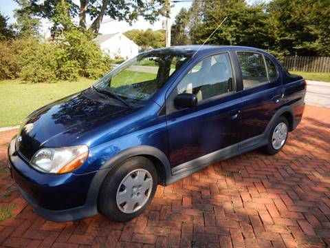 2001 Toyota ECHO for sale in West Grove, PA