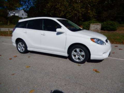 2005 Toyota Matrix for sale in West Grove, PA