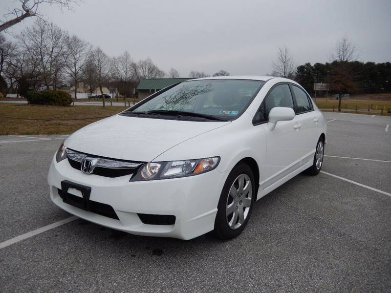 2011 Honda Civic LX In West Grove PA - COMPACT CARS
