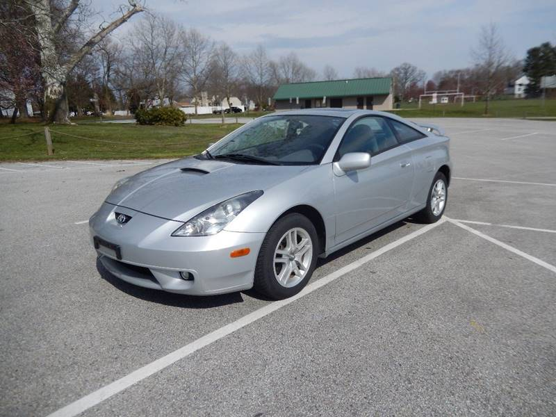 High Quality 2002 Toyota Celica GT