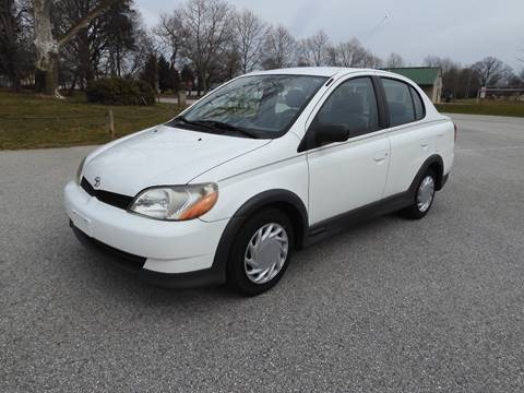 2001 Toyota ECHO for sale at COMPACT CARS in West Grove PA