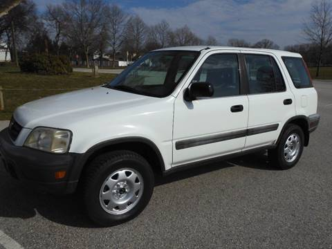 2001 Honda CR-V LX for sale at COMPACT CARS in West Grove PA