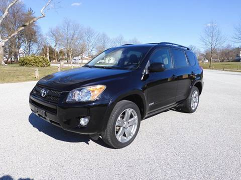 2010 Toyota RAV4 Sport for sale at COMPACT CARS in West Grove PA