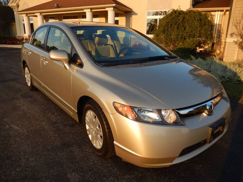 2007 honda civic gx in west grove pa compact cars for Honda small cars