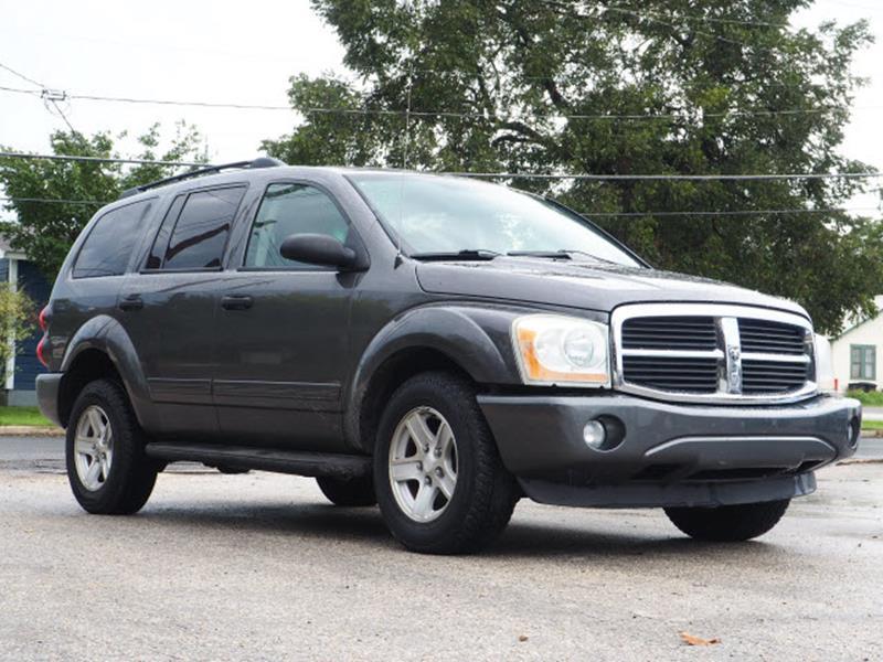 Cecil Atkission Motors >> 2004 Dodge Durango Slt In Fredericksburg Tx Cecil
