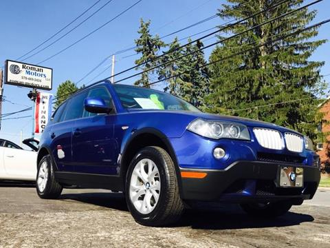 2010 BMW X3 for sale in Blakely PA